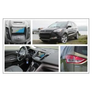 Ford Escape de 2013 à 2017