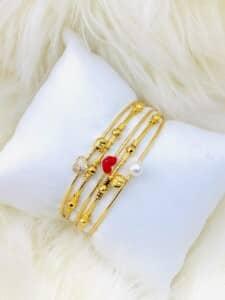Bracelet Fantaisie avec motifs...