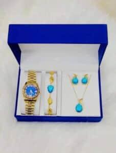 Coffret bijoux pour femme
