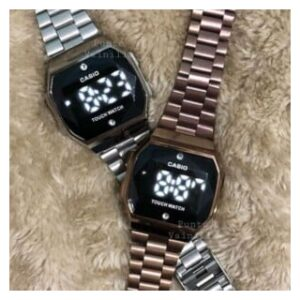 Casio Touch Watch