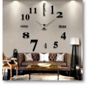 Montre-Horloge murale Décorative